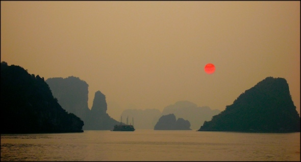 Ha Long Bay, North Vietnam